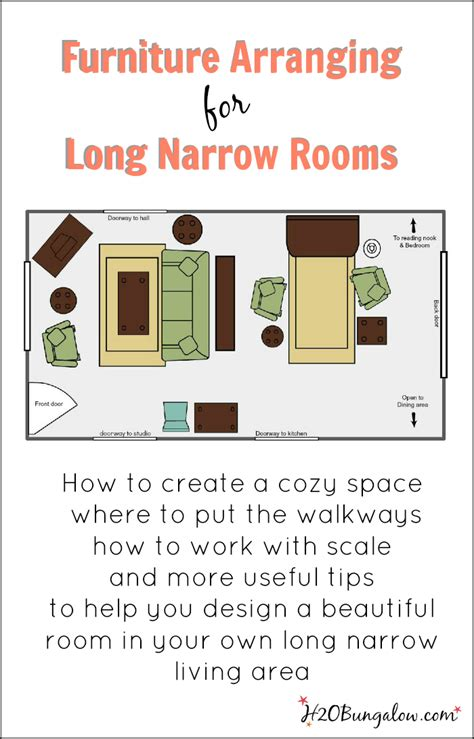 narrow rectangular living room layout create a beautiful space today in your narrow living