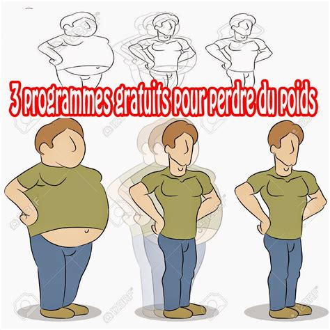 3 programmes gratuits pour perdre du poids sports et sant 233