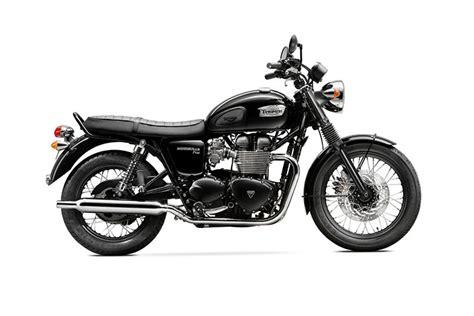 2016 Triumph Bonneville T100 Black Review