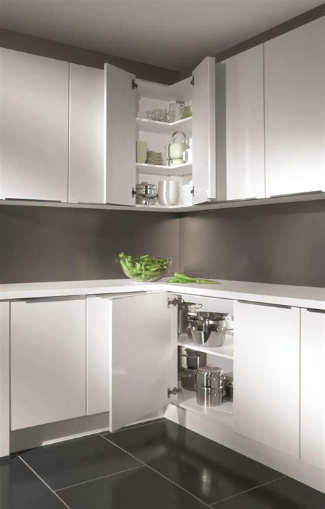 Meuble D Angle Haut Cuisine  Maison Design Apsipcom