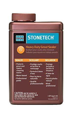 stonetech heavy duty grout sealer 1 quart 946l