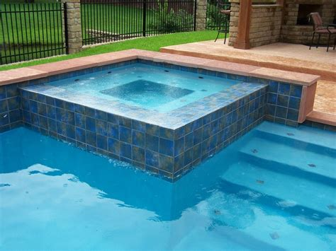 6x6 Aqua Pool Tile by Classic Pool Tile Swimming Pool Tile Coping Decking
