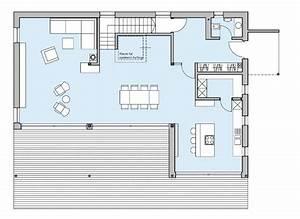 Moderne Häuser Mit Grundriss : modernes fertighaus von baufritz haus riederle ~ Markanthonyermac.com Haus und Dekorationen