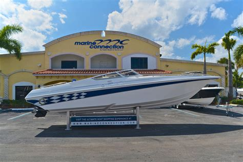 Used Fountain Boats by Used 2005 Fountain 29 Fever Boat For Sale In West Palm