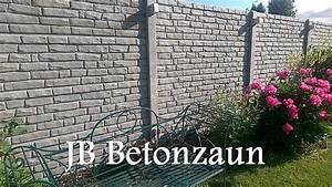 Betonpfosten Für Zaun : betonzaun gabionen sichtschutz sichtschutz une zaun z une betonz une gartenzaun ~ Markanthonyermac.com Haus und Dekorationen