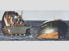 Flashback history Tanker Prestige sinking Video