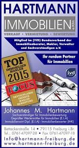Hartmann Einrichtungen Freiburg : firma hartmann immobilien freiburg la ~ Markanthonyermac.com Haus und Dekorationen