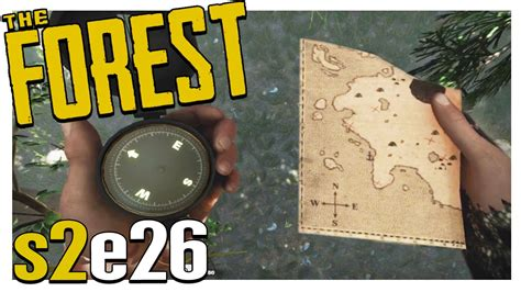 Yacht Keycard by Compass World Map Location The Forest Gameplay S2e26