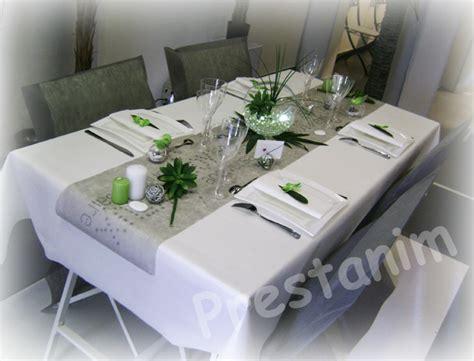 ma d 233 coration de mariage d 233 corations table anniversaire nature en gris blanc