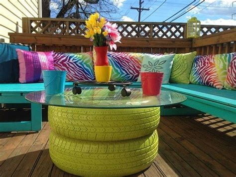 Diy Outdoor Furniture Ideas To Perk Up Your Gardens