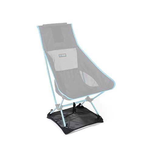 ground sheet chair two helinox