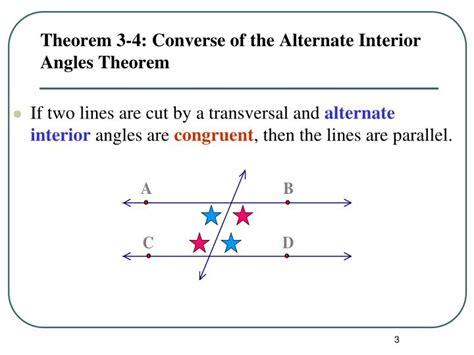 alternate interior angles theorem alternate interior angles theorem pictures to pin on