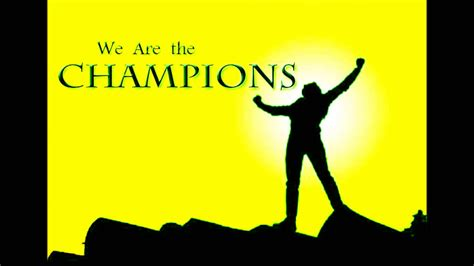 We Are The Champions [remix]
