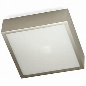 Deckenlampe Badezimmer Led : karree led exklusive badezimmer deckenlampe ip44 10 18 cm casa lumi ~ Markanthonyermac.com Haus und Dekorationen