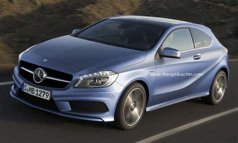 nouvelle mercedes classe a 2012 3 portes