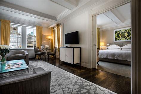 manhattan 1 bedroom luxury hotel suite the hotel new york ny