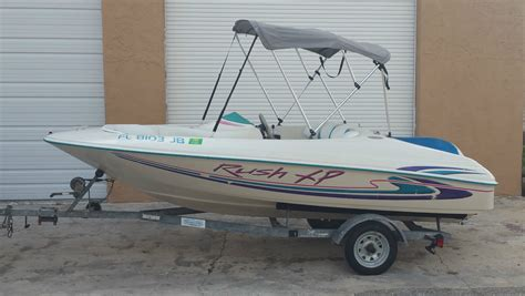 Regal Rush Boats by Regal Rush Xp 1995 For Sale For 99 Boats From Usa
