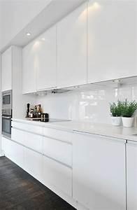 Ikea Regal Küche : ikea k che hochglanz wei valdolla ~ Markanthonyermac.com Haus und Dekorationen