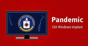 This CIA Tool Hacks Windows Computers Silently Over the ...