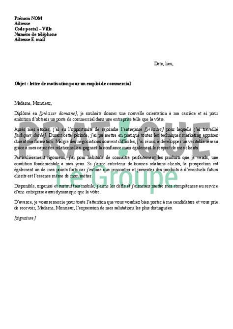 lettre de motivation animatrice hotesse ccmr
