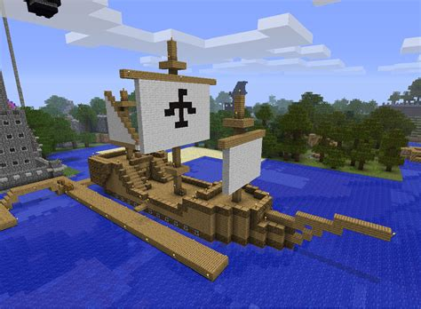 How To Make A Little Boat In Minecraft by How Do People Make Such Awesome Mega Builds Creative