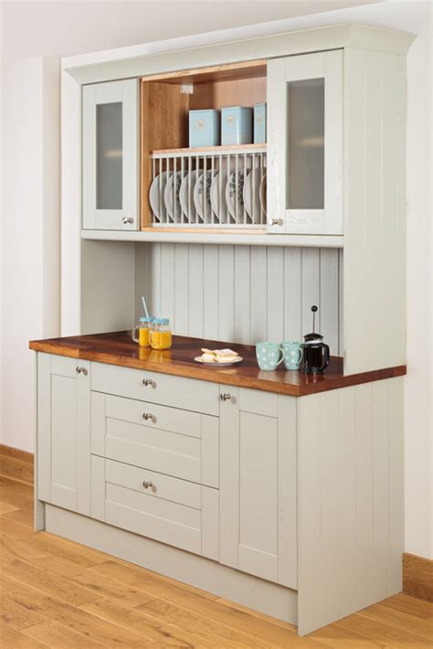 How to Create a Kitchen Dresser Using Our Solid Oak