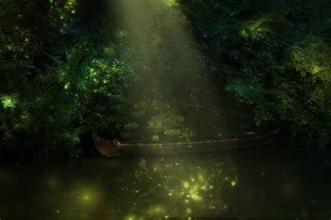 Fairy On Boat by Fairy Boat Premade Background By La Voisin On Deviantart
