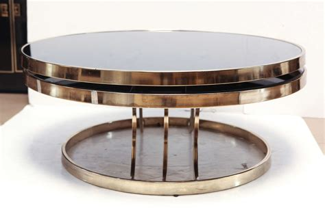 Italian Brass And Glass Swivel Coffee Table At 1stdibs. Solid Oak Table. Fold Up Dining Table. Landon Desk. Childrens Play Table And Chairs. Black Kitchen Table. Wall Mount Folding Table. Table And Chair Set For Toddler. Chest Of Drawers Black