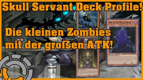 yu gi oh skull servant deck profile july 2015 banlist german
