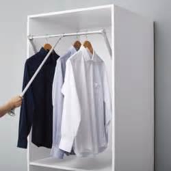 25 best ideas about penderie escamotable on dressing cellier armoire et design