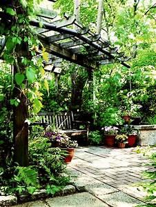 Sitzecke Garten Gestalten : gestalten sie eine schattige sitzecke im garten ~ Markanthonyermac.com Haus und Dekorationen
