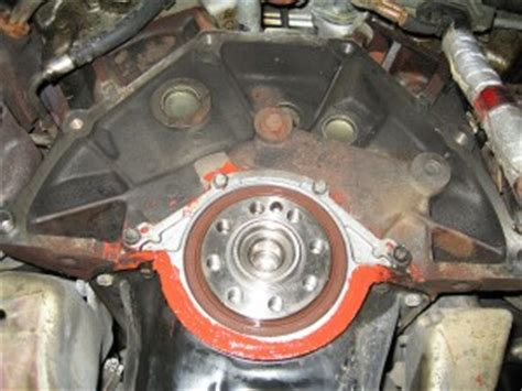 How Bad Is A Rear Main Seal Leak?  Bluedevil Products