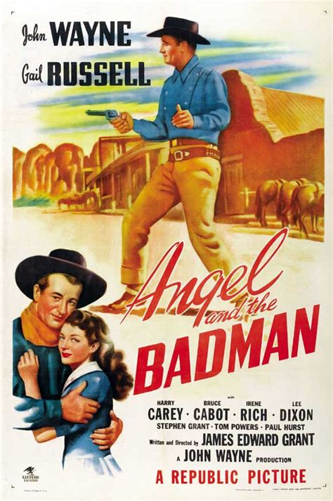 Boat Angel Family Films by Think You Know Your Movie Trivia Angel And The Badman 1947