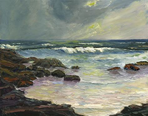Dream Boat High Waves by Best 25 Seascape Paintings Ideas On Pinterest Sea