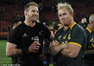 Schalk Burger ready to shine at Rugby World Cup 2015 after ...