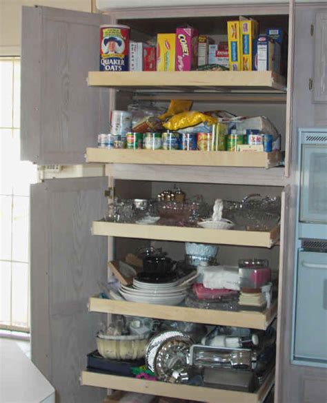 pantry cabinet cabinet pull out shelves kitchen pantry