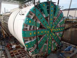 Bertha, the world's biggest tunneling machine, has been ...