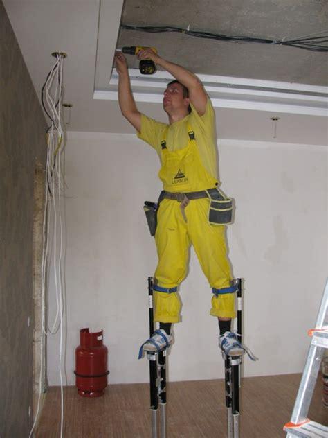 pose plafond dalle 60x60 224 argenteuil ordre travaux renovation maison plafond placo mal fait