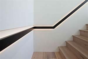 Handlauf In Wand : main courante escalier encastr e clairante et autres id es ~ Markanthonyermac.com Haus und Dekorationen
