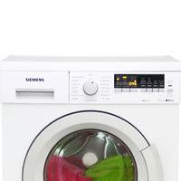 test siemens wm14e364ff iq300 lave linge ufc que choisir