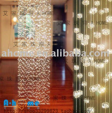10strands x 2m height curtain wedding decoration room divider acrylic beaded strands