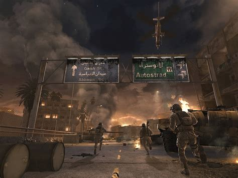 call of duty 4 modern warfare patch