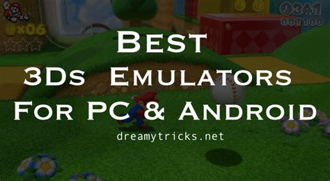 Top 12 Best Nintendo 3ds Emulator For Pc & Android 2018