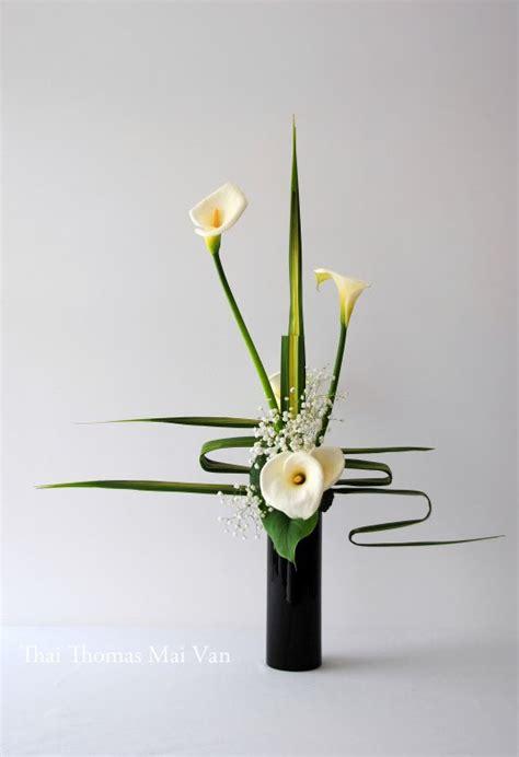 floral moderne floral ikebana