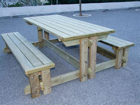 handicabois am 233 nagement ext 233 rieur tables pique nique pyr 233 n 233 es equipements fabricant