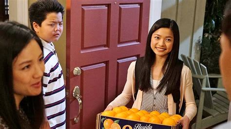 Fresh Off The Boat Season 3 Alison by Into The Next Stage Fan Favorite James Huling Back In The
