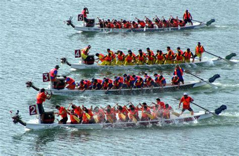 Dragon Boat Penang by 36th Penang International Dragon Boat Festival 2015