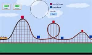 Kinetic Energy Roller Coaster Worksheet  Kidz Activities