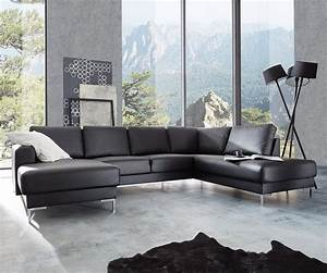 Sofa Designer Marken : delife couch silas schwarz 300x200 cm ottomane otto ~ Whattoseeinmadrid.com Haus und Dekorationen