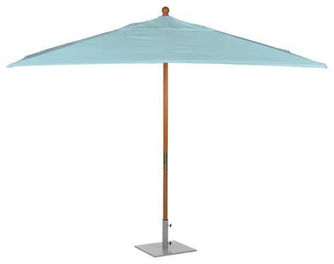 10 rectangle sunbrella umbrella transitional outdoor